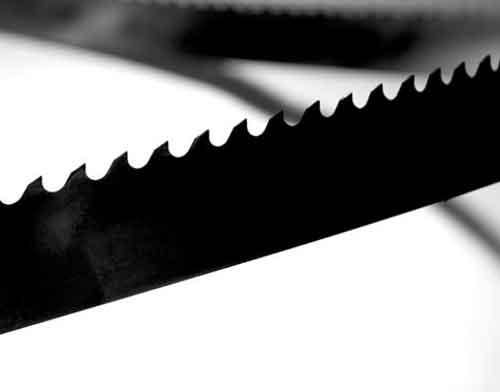 Custom Bandsaw Blades