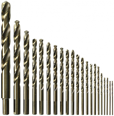 Bosch-CO21-Cobalt-Metal-Drill-Bit-Set